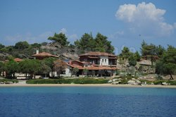 For sale House 3.700.000€ CHALKIDIKI (code P-1769)